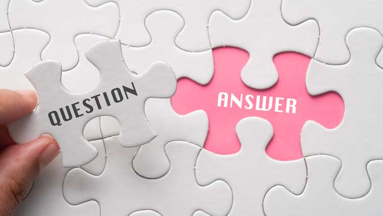 Question Answer Puzzle