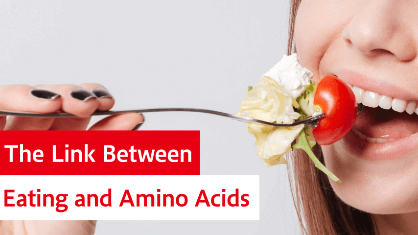 How amino acids can solve the world's health and nutrition challenges