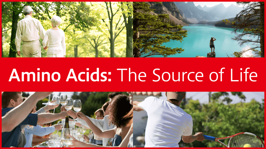 Video: Amino Acids are The Source of Life