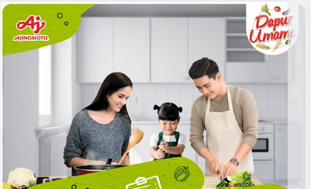 "Ajinomoto Group Indonesian affiliate provides delicious and nutritious menu recipe to support ""Stay Home"""