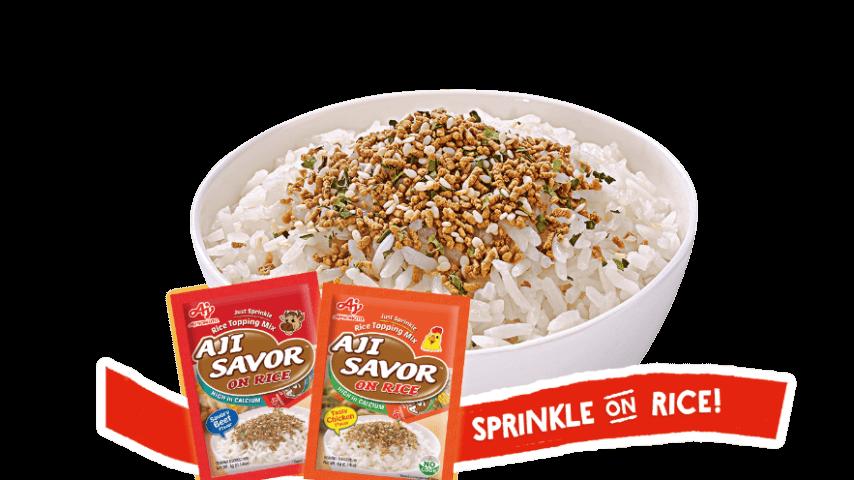 Ajinomoto Philippines Corporation donated calcium-rich rice topping mix to Filipino communities under quarantine