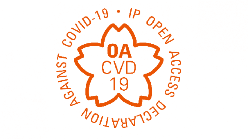 Ajinomoto Co., Inc. Joins the  IP Open Access Declaration Against COVID-19  as a Founding Signatory