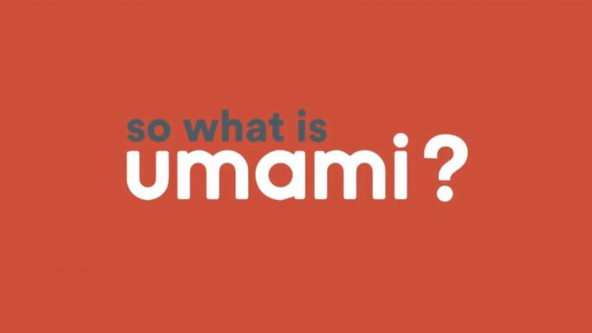 What Is Umami