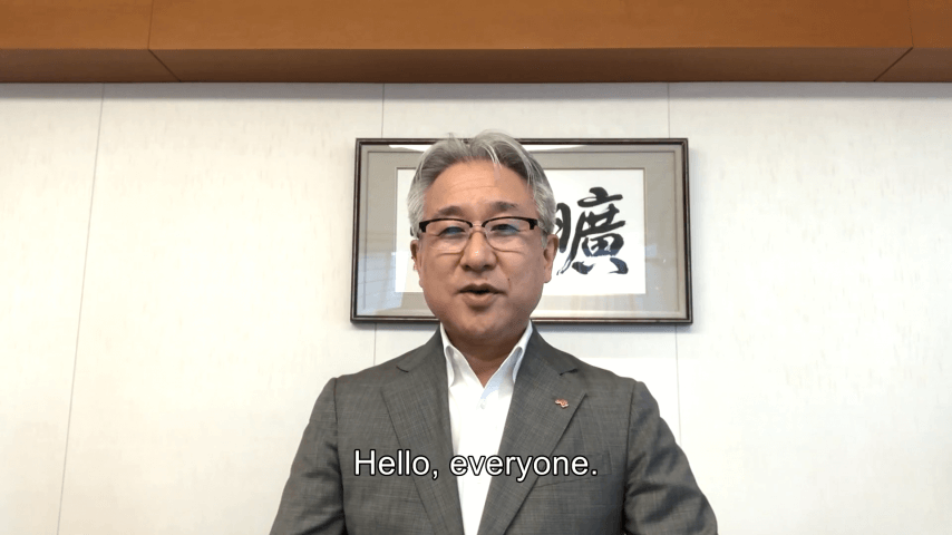CEO Video Message #2