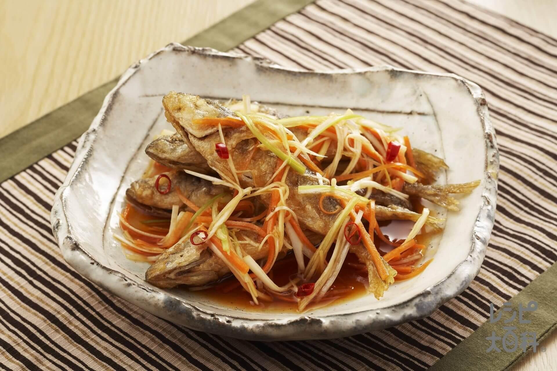 Spicy Horse Mackerel (Aji)