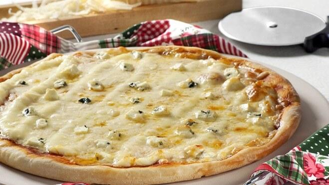 Umami Pizza (Quattro Formaggi)